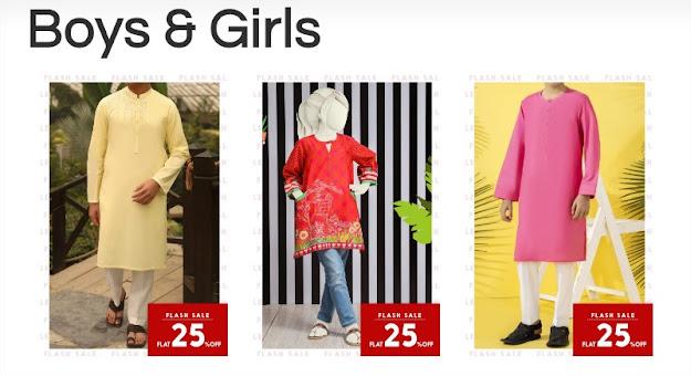 J. Jamshed Boys & Girls sale collection