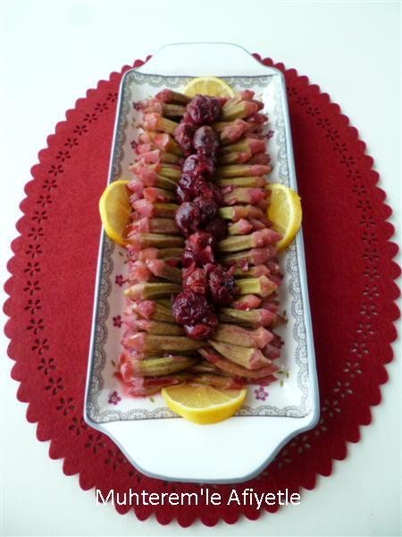 cherry okra