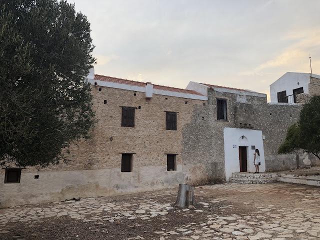 Δωρεά Θανάση Μαρτίνου: Ο ναός Αγίου Γεωργίου Σαντραπέ στο Καστελόριζο ολοκληρώνεται μετά από έναν αιώνα