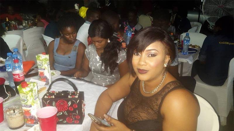 Photos from Eniola Badmus' 39th birthday celebration