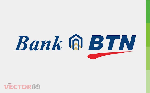 Logo Bank BTN (Bank Tabungan Negara) - Download Vector File CDR (CorelDraw)