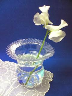 Pet Şişelerden Vazo Yapımı