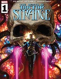 Death of Doctor Strange Comic
