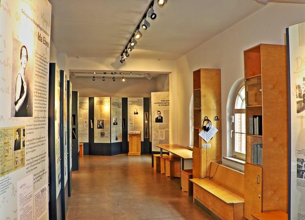 KZ Gedenkstätte Fuhlsbuettel Hamburg Museum Ausstellung
