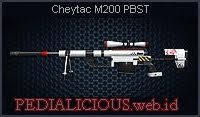 Cheytac M200 PBST