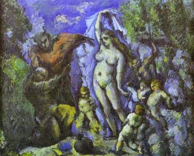 Tentação de Santo Antônio - Paul Cézanne e suas principais pinturas ~ O fundador da Arte Moderna