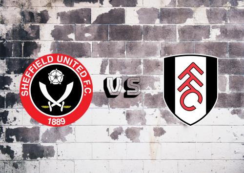 Sheffield United vs Fulham  Resumen y goles