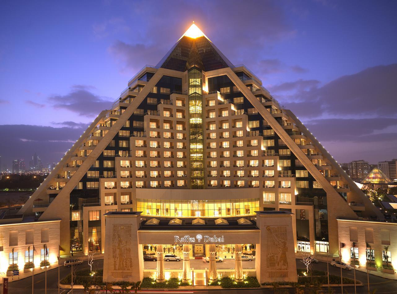 Luxury Hotels In Dubai - Wonderful
