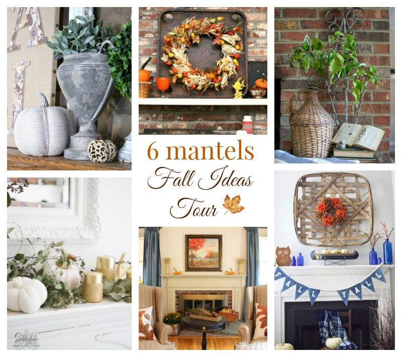Fall Tablescapes - Fall Ideas Tour 2016