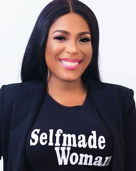 Linda Ikeji is a Nigerian blogger