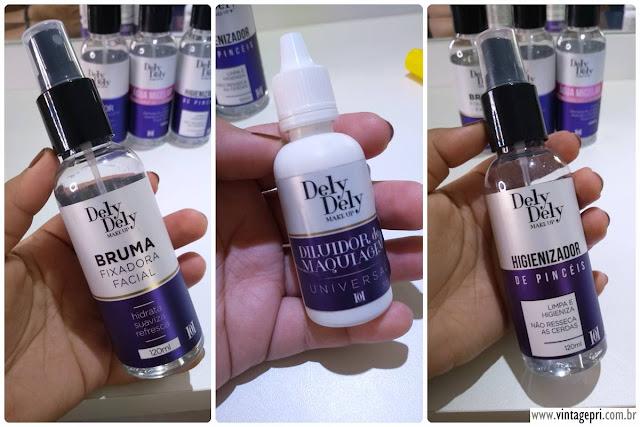 [Novidade] Conheça a marca Dely Dely Make-up