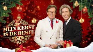 Frank en Rogier presenteren Mijn kerst is de beste bij Net5