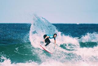 SURF - Tremenda tercera plaza conseguida por Leticia Canales en el Sidney Surf Pro