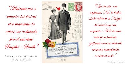 Frases- La suma de todos los besos Reseña