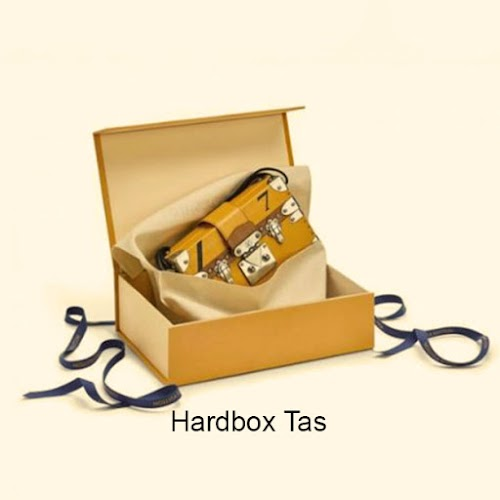 Cetak Hard box Tas