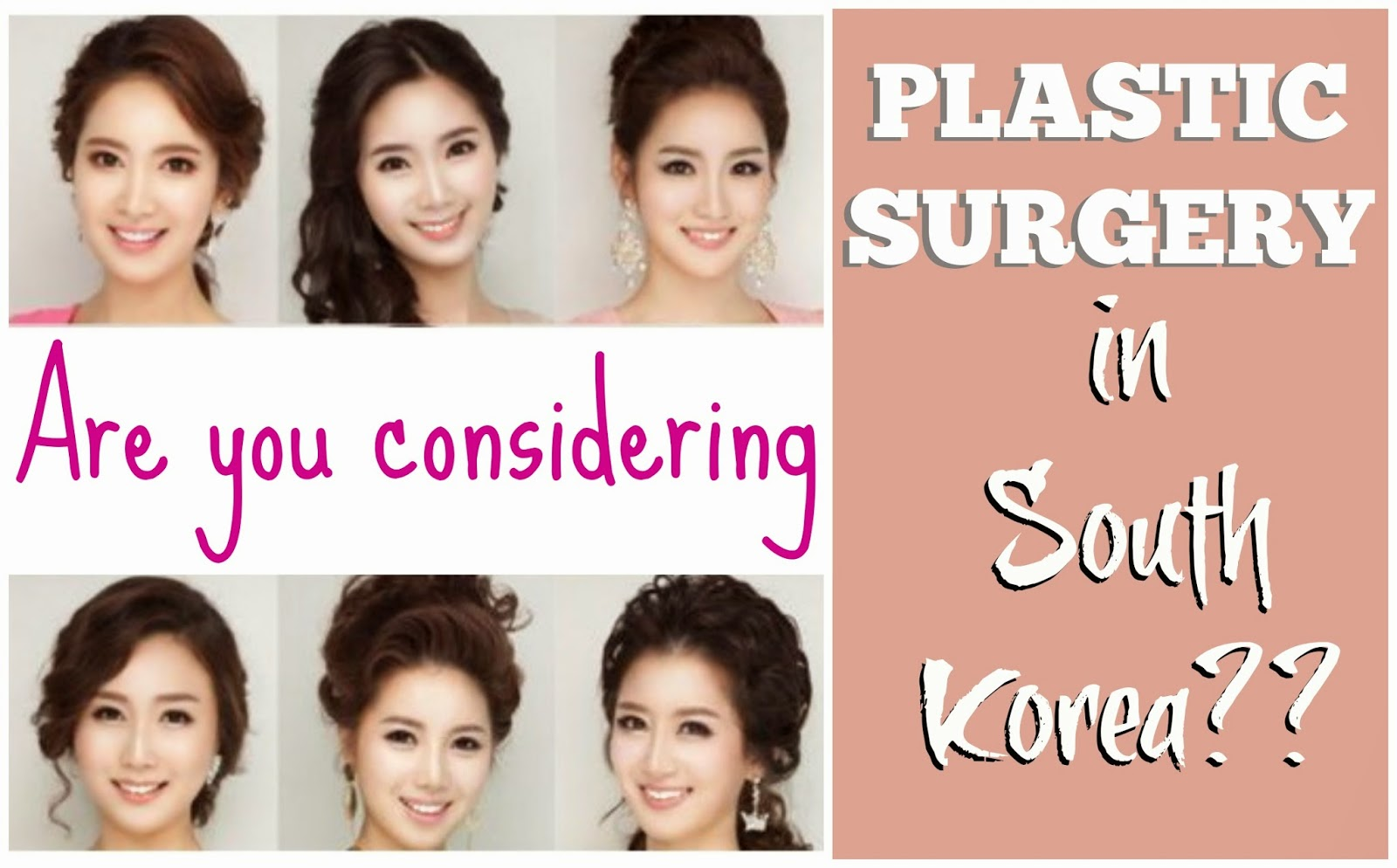 Captivating Are You Considering Plastic Surgery In South Korea?
