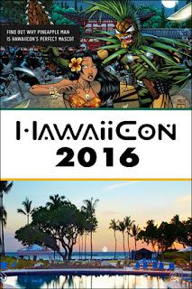 Hawaii Con 2016
