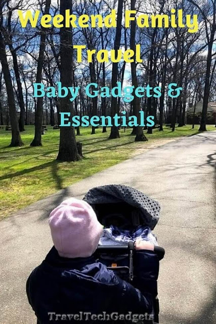 family travel baby gadgets essentials