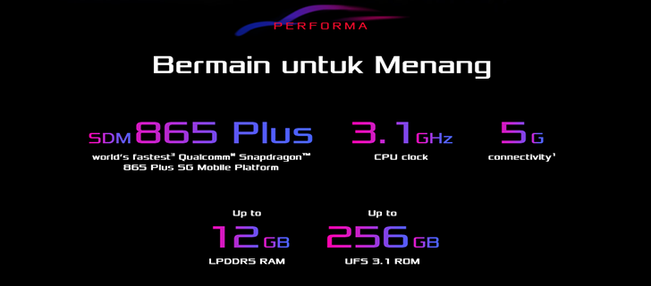 performance rog phone 3