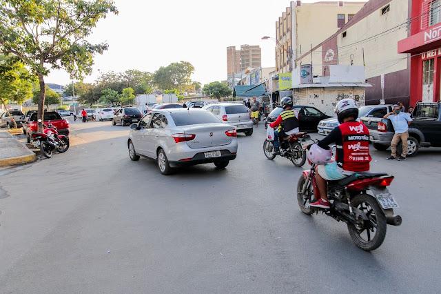 Prefeitura da Vitória promove serviços para comemorar o Dia do Mototaxista