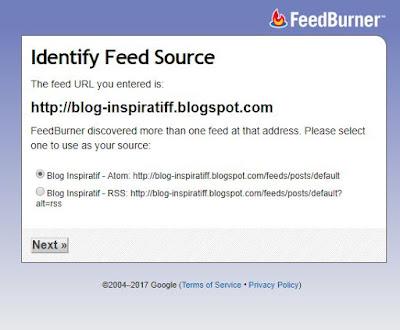 Blog Inspiratif