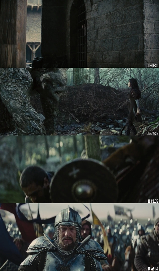 Snow White And The Huntsman 2012 BRRip 720p 480p Dual Audio Hindi English Full Movie Download