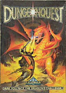 Games Workshop Dungeonquest