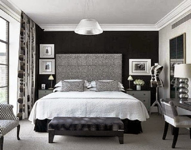 accent wall painting designs. Black Bedroom Furniture Sets. Home Design Ideas