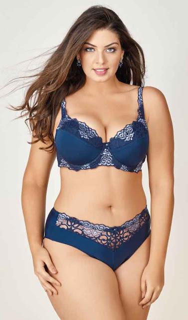 Conheça a nova coleção plus size da Demillus, lingeries arrasadoras para você que é plus size, são modelos lindos que vai ser difícil escolher entre muitas opções, saiba mais no blog.