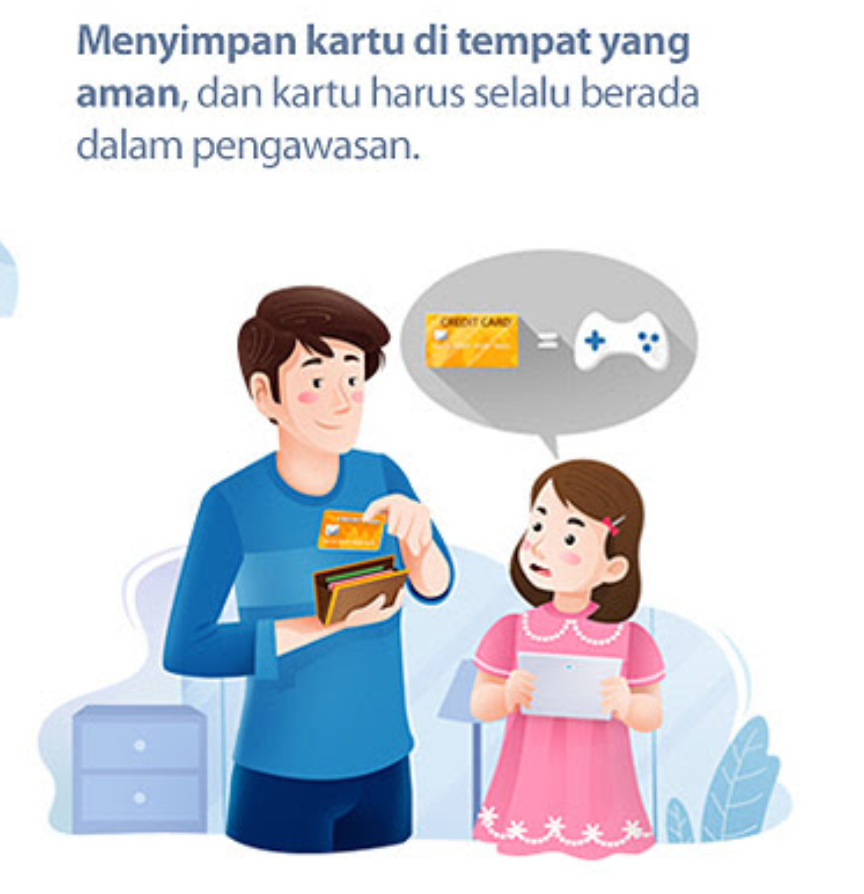 Jaga Kartu Kredit