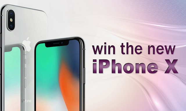 Sweepstake - iPhone X - offer2gift