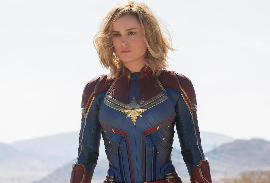 Capitã Marvel | Brie Larson confirma presença na CCXP 2018