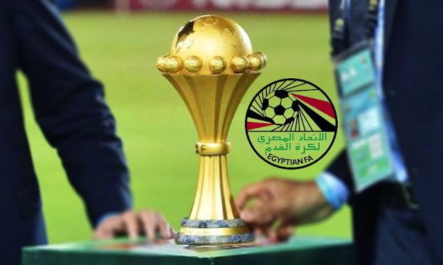 Theft of the African Nations Cup from the headquarters of the Football Association in Egypt