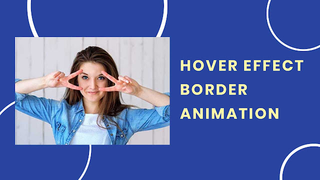 Image Hover with Border Animation