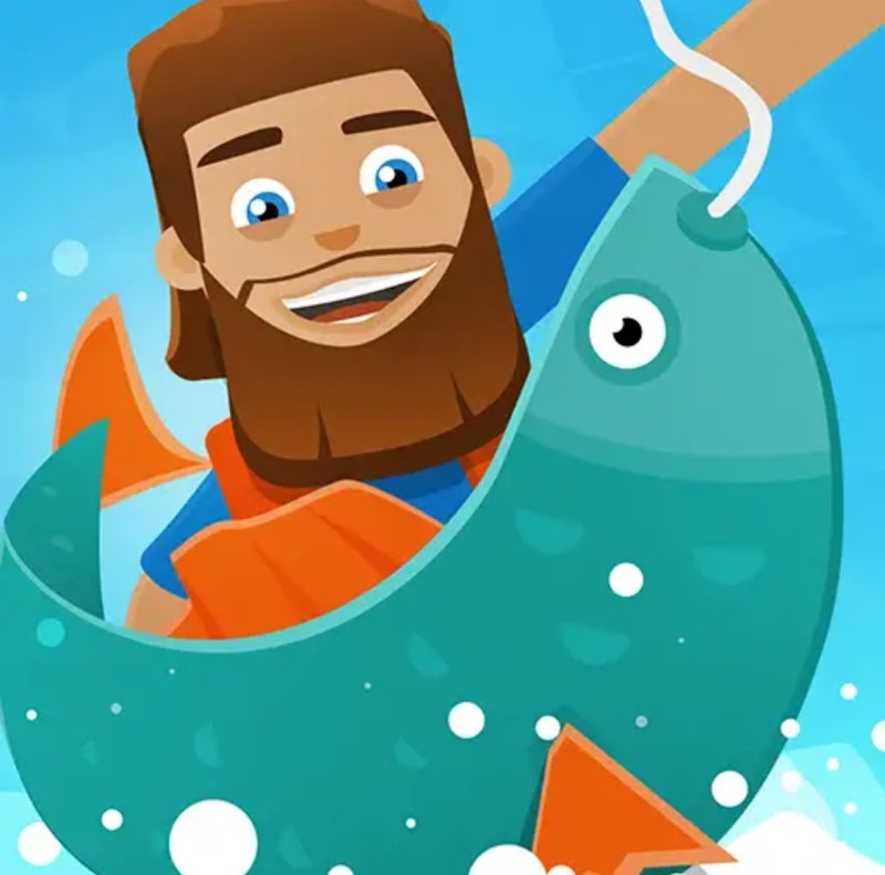 Hooked Inc: Fisher Tycoon v2.12.3 Apk Mod [Dinheiro Infinito]