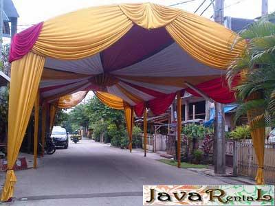 Sewa Tenda Canopy - Murah