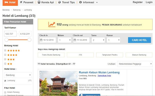 pesan hotel di pegipegi (2) - jurnaland.com