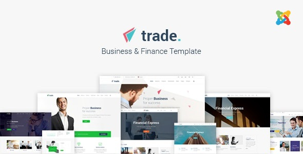 Best Multipurpose Business and Finance Joomla Template