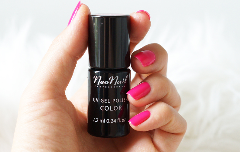 neonail keep pink