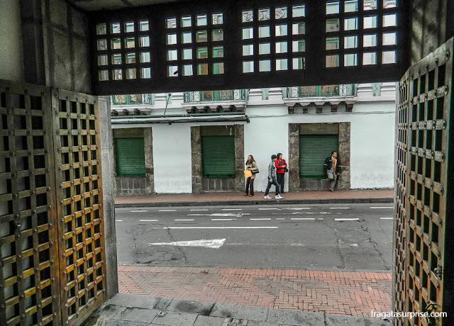 Centro Histórico de Quito, Equador