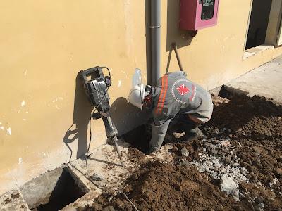 Khoan cắt bê tông tại huyện Tân Hiệp