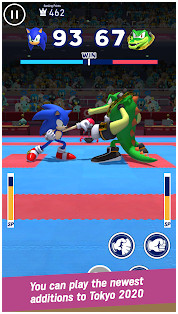 SONIC AT THE OLYMPIC GAMES - TOKYO 2020 Apk