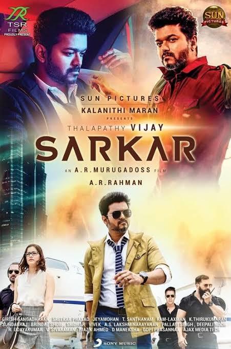 Sarkar (2018) Tamil Full Movie HD [हिंदी And English