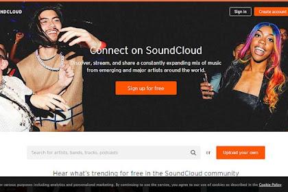 Cara Menambahkan Musik Autoplay Di Blog Dari SoundCloud