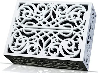 Doorbell Chime Cover Box