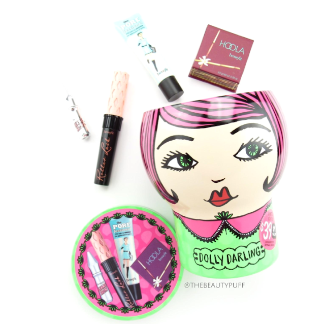 benefit dolly darling - the beauty puff
