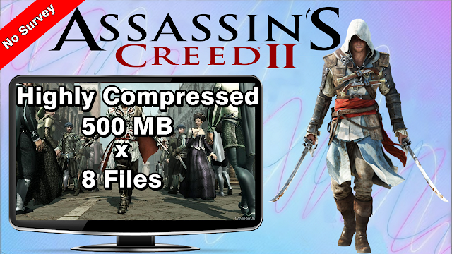 Assassin's Creed 2  Download Full Version Highly Compressed