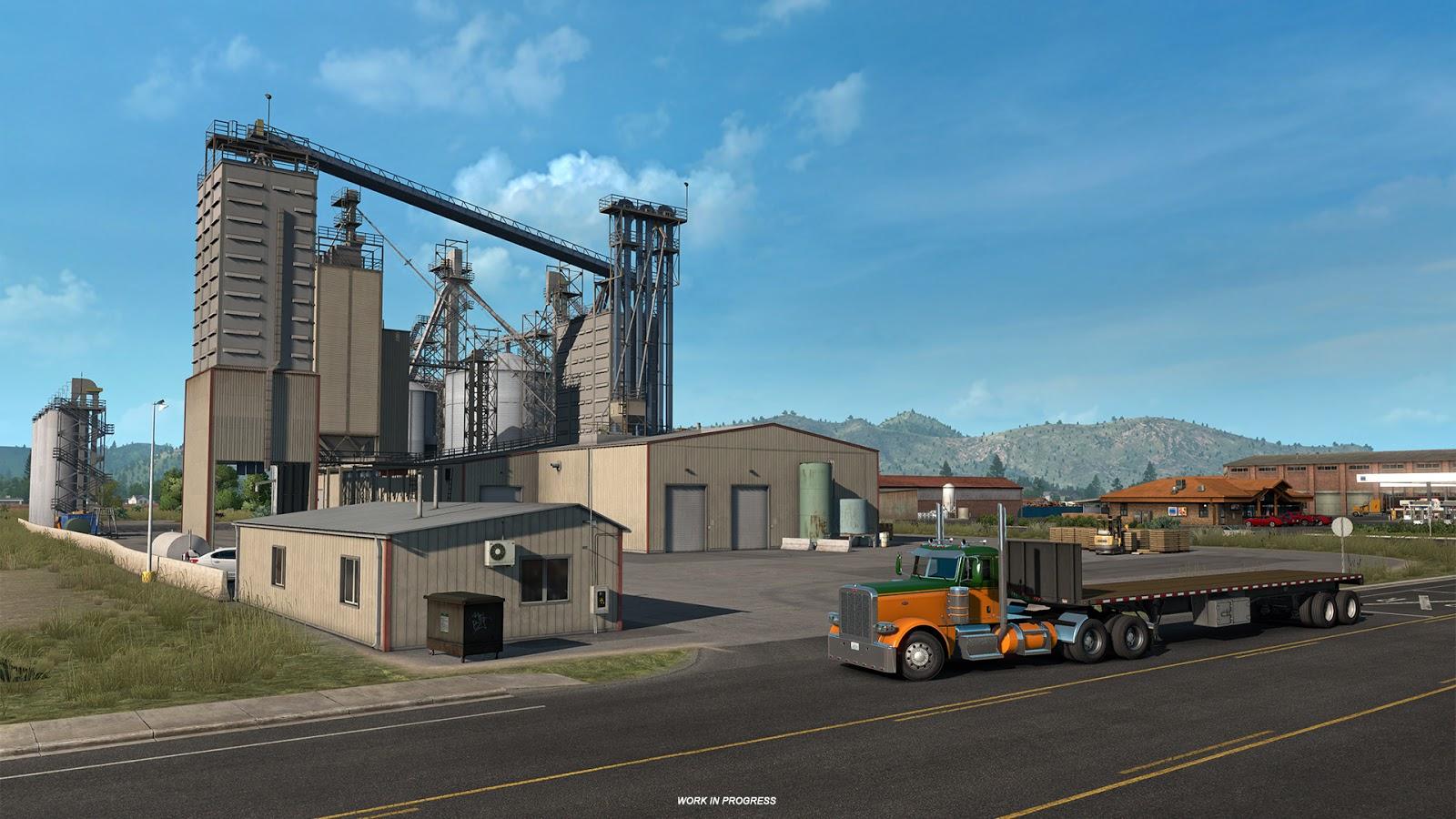 Utah: New Deliveries news - American Truck Simulator - Indie DB