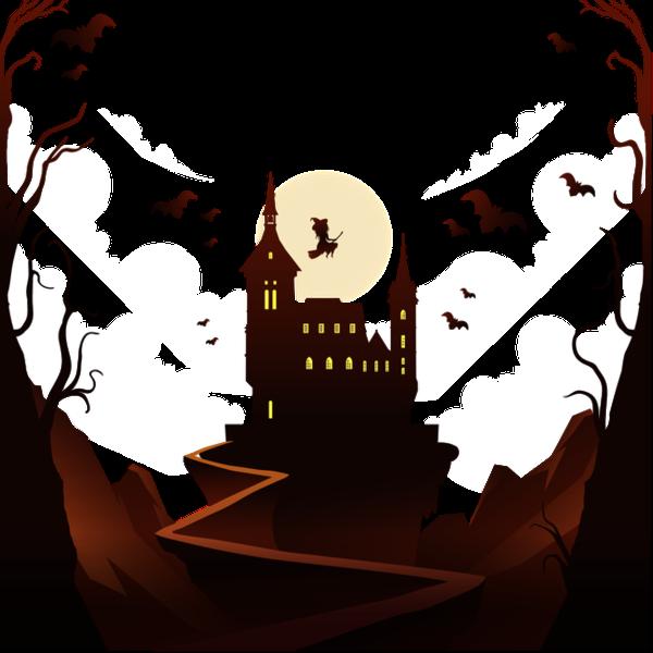 casas encantadas halloween