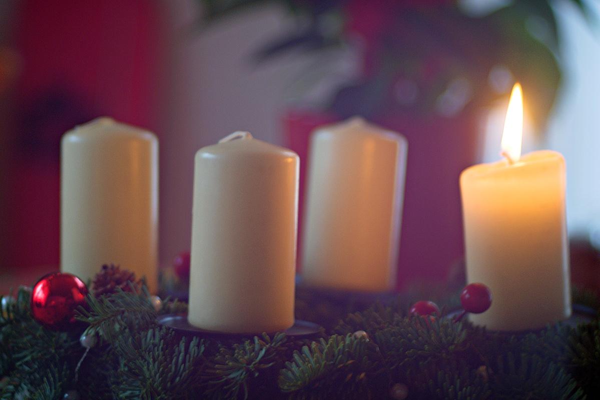 Wünsche allen Lesern einen schönen ersten Advent